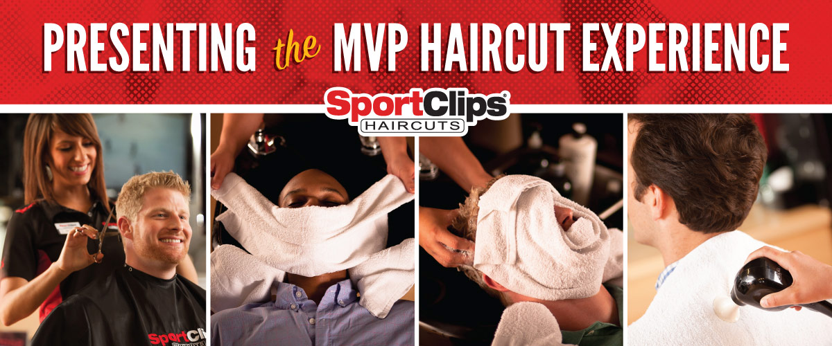 The Sport Clips Haircuts of Norwalk  MVP Haircut Experience